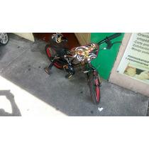 Hermosa Bicicleta 5-8 Años