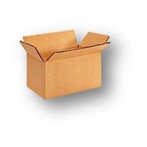 Cajas De Carton 6x3x3 Pulgadas