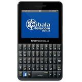 Celular Motorola Ex225 Preto Com Defeito