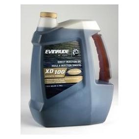 Oleo Nautico Evinrude Xd 100 Para Motores E-tec Galão 3,785l