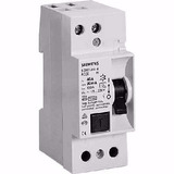 Diferencial Disyuntor Interruptor Siemens Bipolar 40a