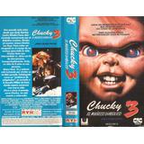 Chucky 3 El Muñeco Diabolico Vhs Child