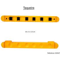 Taqueira/suporte Para Taco Bilhar/sinuca De Parede