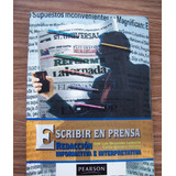Escribir En Prensa-redacc.informativa-interpret.-j.benavides