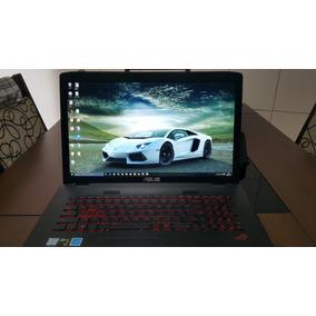 Notebook Asus Rog Core I7 Skylake 16gb Gtx960m 2gb Gddr5