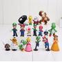Juguete Mario Bros 18 Figuras Nintendo