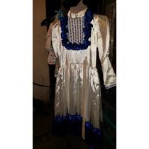 Vestido De Niña Para Baile Folclorico