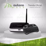 Tv Box Gadnic Tx200/16 Gb Quadcore + Teclado Inalambrico