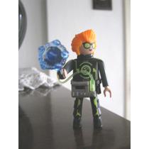 Playmobil Serie 8 Sorpresa Cientifico Futurista