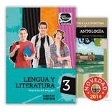 Lengua Y Literatura 3 Contextos Kapelusz Promo 3 Libros Lchv