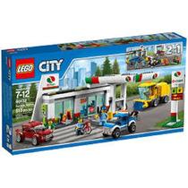 Lego City 60132 - Posto De Gasolina -