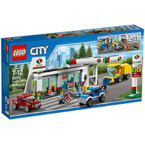 Lego City 60132 - Posto De Gasolina -