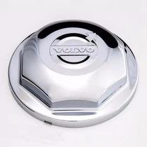 Capa De Cubo Dianteiro Cromado Volvo Fh/nh/vm