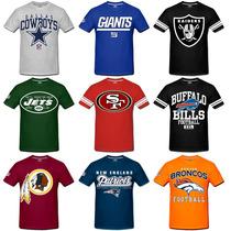 Camisa Camisetas Giants Raiders Nfl Broncos Ny La Patriots