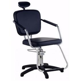 Cadeira Salão Cabeleireira Para Cortar Cabelo