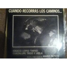 Disco Acetato De: Ignacio Lopez Tarso, Guadalupe Trigo