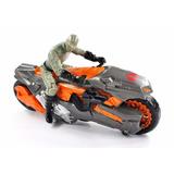 Gi Joe Soldado Cobra Moto Militar Muñeco Juguete Accion Hero