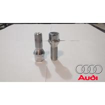Jogo Parafusos Cromados Roda Esportiva Audi A3, A4, A6, A8