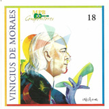 Cd - Vinicius De Moraes - Mpb Compositores Vol 18