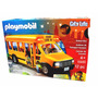 Playmobil 5940 Autobus Escolar Con Luz ! - Minijuegosnet