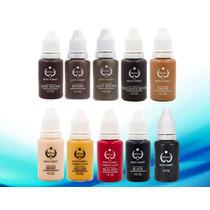Pigmentos Biotouch Delineado Permanente Ojos Labios Media Oz