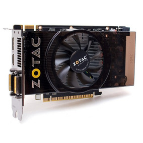 Placa De Video Zotac Gts450 1gb 128bit Ddr5