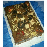 Tortas Decoradas. Pirulin. Chocolate. Para Toda Ocasión.