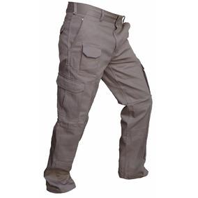 Pantalon Cargo Trabajo Hombre Reforzado Black Friday Grafa