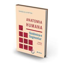 Anatomia Humana Sistêmica E Segmentar , Livro De Medicina