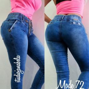 Pantalon Jeans De Dama Studio Moda Colombiana