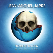 Jean-michel Jarre Oxygene Trilogy 3 Cds Nuevos Importados