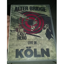 Alter Bridge Dvd Live In Koln 2016 Myles Kennedy Slash
