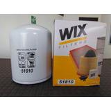 Filtro Aceite Wix 51810 Chevrolet Npr