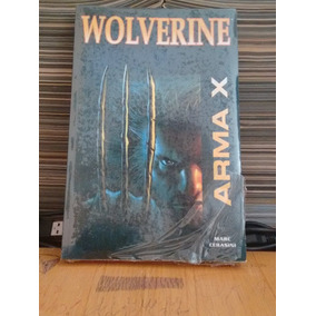 Wolverine Arma X Livro Panini