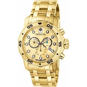 Relógio Invicta 0074 Pro Diver 48mm Chronograph Original
