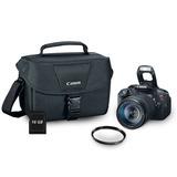 Canon T5i 18-135mm + Bolso + 16gb+filtro Uv | Garantía 1 Año