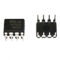 Amplificador Operacional Opam Lm741