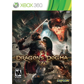 Xbox 360 - Dragon Dogma (acepto Mercado Pago Y Oxxo)