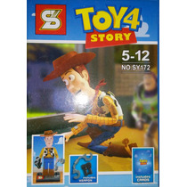 Figuras Lego Toy Story Woody Y Buzz Lightyear