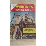 Historieta Editorial Novaro. Aventura Hombres De La Ley