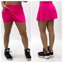 Falda Short Fitness.gym Faldas Short Damas. Falda Deportivas