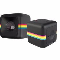 Câmera Polaroid Cube + Action Wifi Hd 1440p 8mp 8gb
