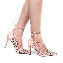 Sapato Scarpin Zariff Shoes Vazado | Zariff