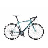 Bicicleta Bianchi Intrepida Tiagra Celeste Talla 51