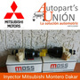 Inyectores Mitsubishi Montero Dakar