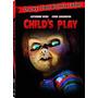 Chucky El Muñeco Diabólico 20 Aniversario Dvd
