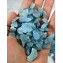 Lote Com 50 Gramas De Agua Marinha Azul Bruto Polido