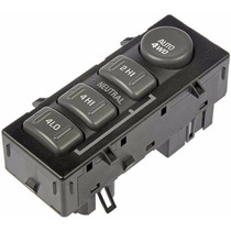 Control Switch 4x4 Chevrolet Suburban Tahoe 1999 - 2002 Eca