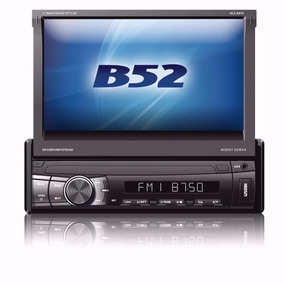 Autoestereo Stereo B52 Dlc-8017 Display 7 Usb In-dash Bt Mdp