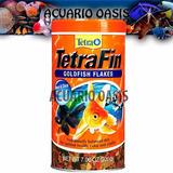 Tetra Fin 200g - Alimento En Escamas Para Peces De Agua Fria